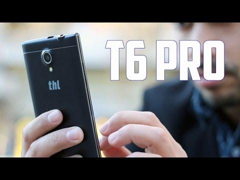 THL T6 Pro, Review en espa�ol