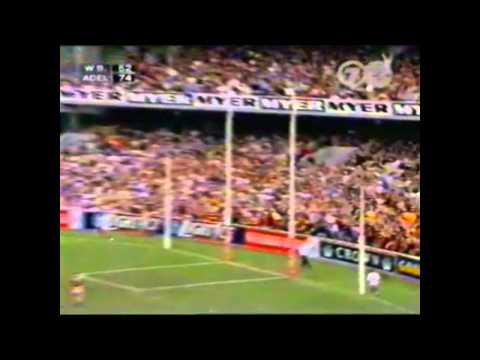 POST 1998 AFL PRELIMINARY FINAL - CH7 TODAY TONIGHT - ADELAIDE CROWS
