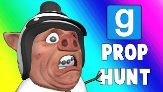 Gmod Prop Hunt Funny Moments - Extremely Early Christmas 2018! (Garry's Mod)