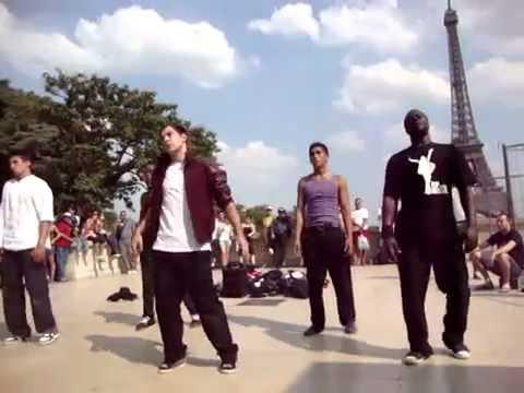 Офигенные уличные танцы