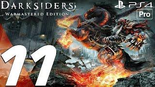 Darksiders Warmastered Edition - Gameplay Walkthrough Part 11 - Straga Boss Fight (PS4 PRO)