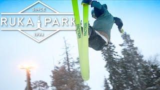 Polar WHISPER at Ruka Park | DeadLine Prod