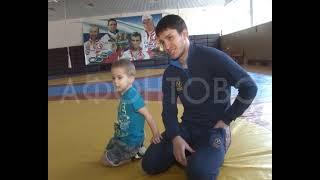 Афонтово Спорт 30.01.18