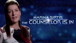 Marina Sirtis - The Counselor Is In