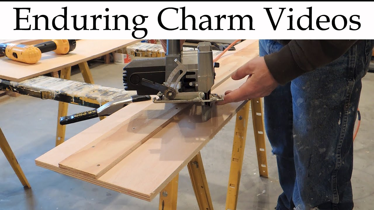 Amazing Circular Saw Jig Quick Accurate Amp Easy Youtube