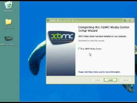 XBMC Tutorial 1: Installation on a PC