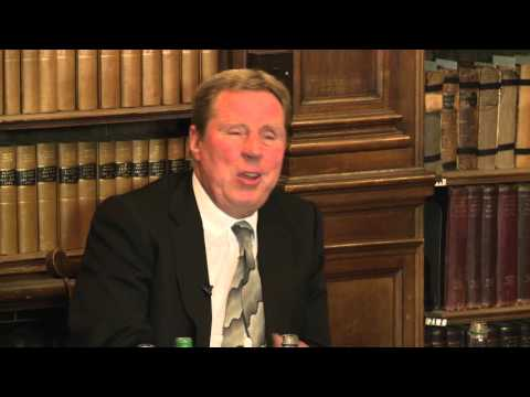 Harry Redknapp | Players That Got Away | Oxford Union