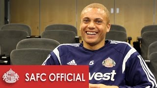 Quick fire with Wes Brown