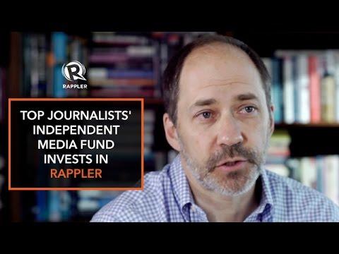 Top journalists' independent media fund invests in Rappler