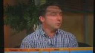 Victor Demko on DayTime television Chanel 63 on Shamanism & Shamanic Healing Documentary