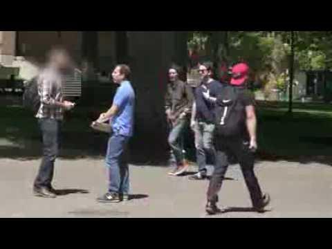 Portland State University students raise money for Hamas