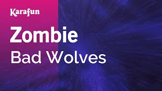 Download Lagu Karaoke Zombie - Bad Wolves * Gratis STAFABAND