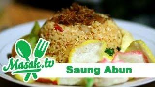 Saung Abun | Jajanan Depok #061