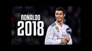 Cristiano Ronaldo ● Crazy Skills e  Goals ● 2018