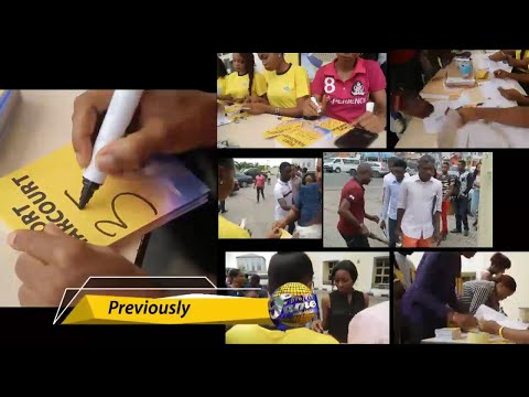 Port Harcourt Audition Highlights | MTN Project Fame West Africa 8