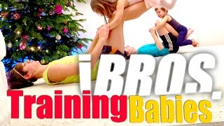 The World of iBROS. - Trainingbabies