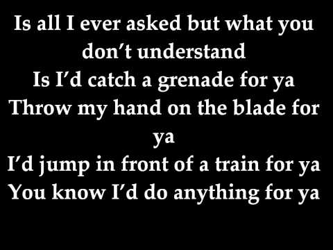 Bruno Mars-grenade (official Lyrics) Letra Hd video