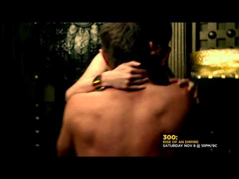 300: Rise of an Empire - Cast Interview Sex Scene (Cinemax)