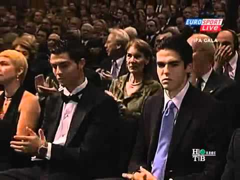 Kaká - Ganador FIFA World Player 2007