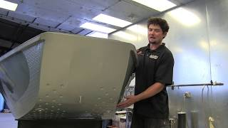 Pavati Marine Video: Rounded Transom