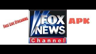 Free Fox News Live Streaming | Live Fox News APK App