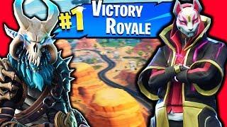CIZZORZ & DAKOTAZ = UNSTOPPABLE DUO!!! (Fortnite Battle Royale NEW Season 5 Duos Win)