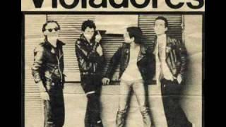 LOS VIOLADORES - Uno, dos, ultraviolento! (audio)