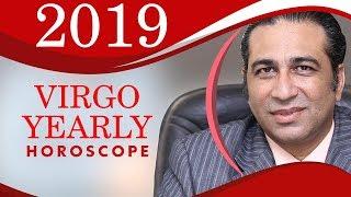 VIRGO Yearly Horoscope 2019 Star Predictions Annual Zodiac Astrology Future Zaicha USA UK Jafri