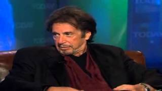 Robert De Niro & Al Pacino Full interview Part 2 2