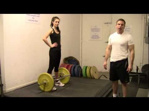 Weightlifting Workout-Trap Bar Dead-Lift for Weight Workout Program Image 1