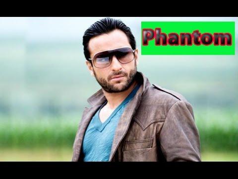 Phantom First Look Movie Trailer - Saif Ali Khan & Katrina Kaif Movie in 2015