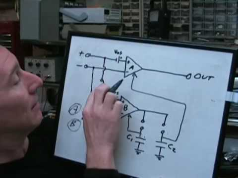 EEVblog #24 - Chopper Operational Amplifiers