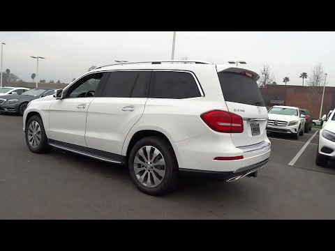2017 Mercedes-Benz GLS Pleasanton, Walnut Creek, Fremont, San Jose, Livermore, CA 17-1142