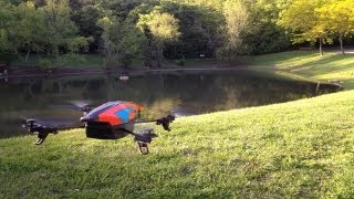 Review: Parrot AR Drone 2.0