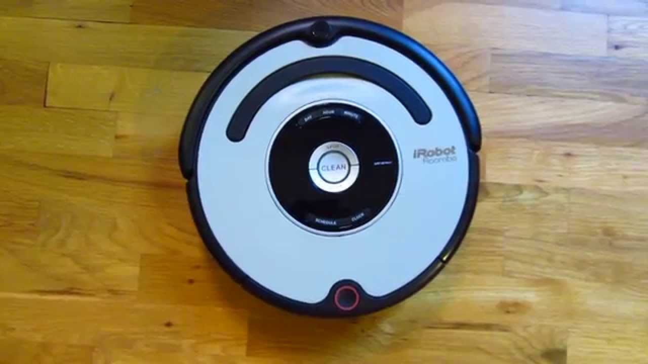 how to turn the roomba off