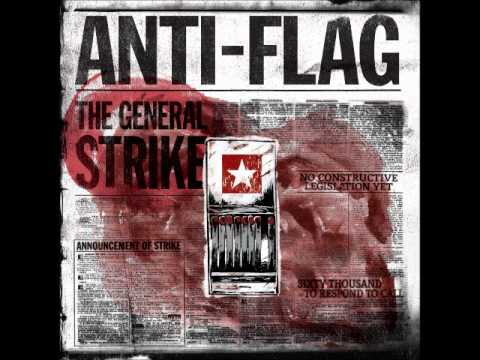 Anti Flag - Broken Bones