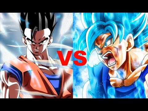 [REUPLOADING] Goku Vs Gohan Ultimate Showdown! Dragonball Super Episode 90 Review