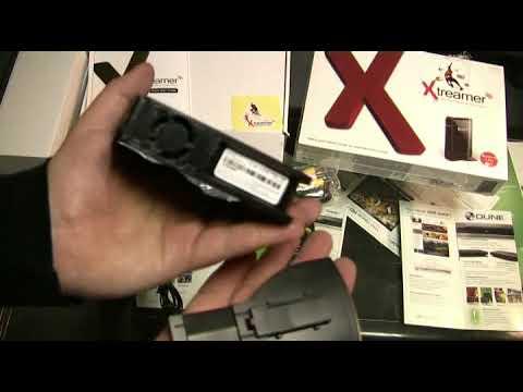 Xtreamer в коробке