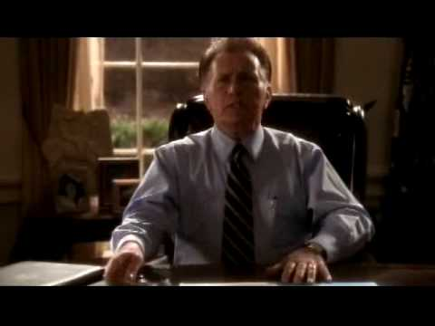 The West Wing: The Letter of the Word