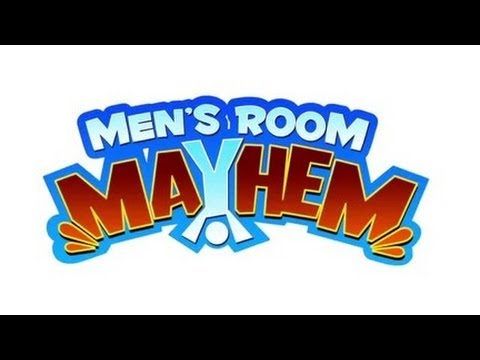 PS Vita - Men's Room Mayhem Gameplay