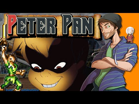 Peter Pan Games - SpaceHamster