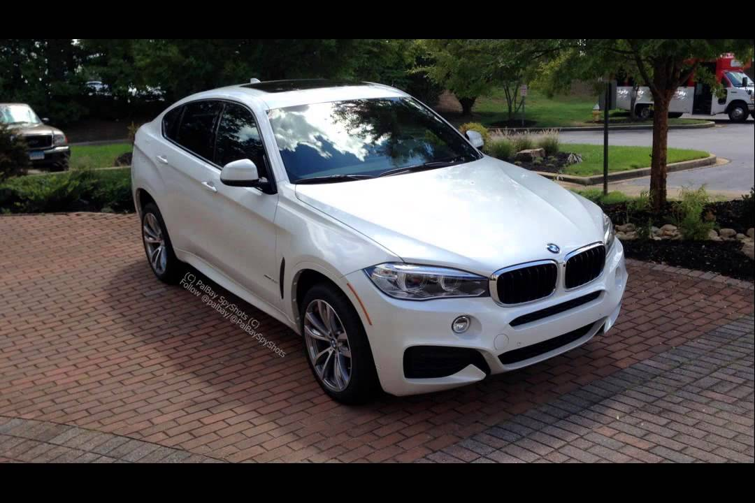 2015 Model Bmw X6 M50d Youtube