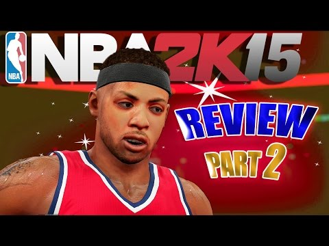 NBA 2K15 Review - SERVERS & PRESENTATION Likes & Dislikes Pt 2 of 2