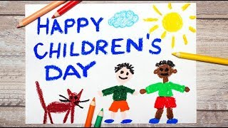 Happy Children's Day With A Very Special Message | WhatsApp Status Video, Wishes