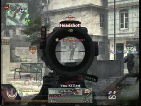 COD MW2 ACR montage Video
