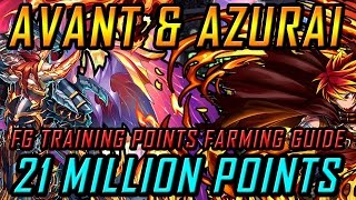 FRONTIER GATE Farming! 21million Points in 99% Auto Mode!