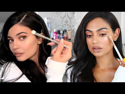 Following Kylie Jenner's Guide to Lips. Brows. Confidence  Sabrina Anijs