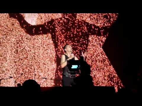 Depeche Mode - Should Be Higher (Live in Tel Aviv, May 7 2013) - HD