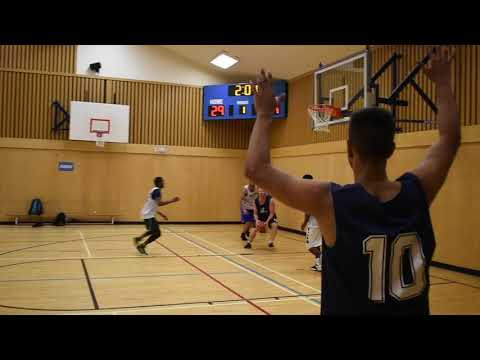 2018 Surrey Summer League - RUB vs Pigeon Park - Roundball BC Mens Basketball League