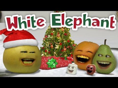 Annoying Orange - WHITE ELEPHANT